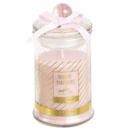 Duftkerze im Bonbonniere-Glas
