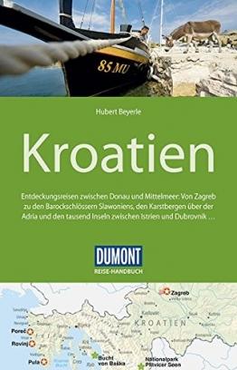DuMont Reise-Handbuch Reiseführer Kroatien: mit Extra-Reisekarte - 1