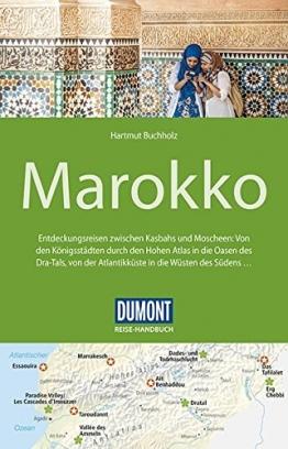 DuMont Reise-Handbuch Reiseführer Marokko: mit Extra-Reisekarte - 1