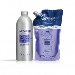 Duo Lavendel Schaumbad - 1000 ml (47€/l) - L'Occitane en Provence