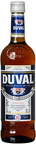 Duval Pastis de Marseille  Obstbrand (1 x 0.7 l) - 1