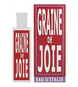 EAU D ITALIE Graine de Joie EDP Vapo 100 ml, 1er Pack (1 x 100 ml) - 1