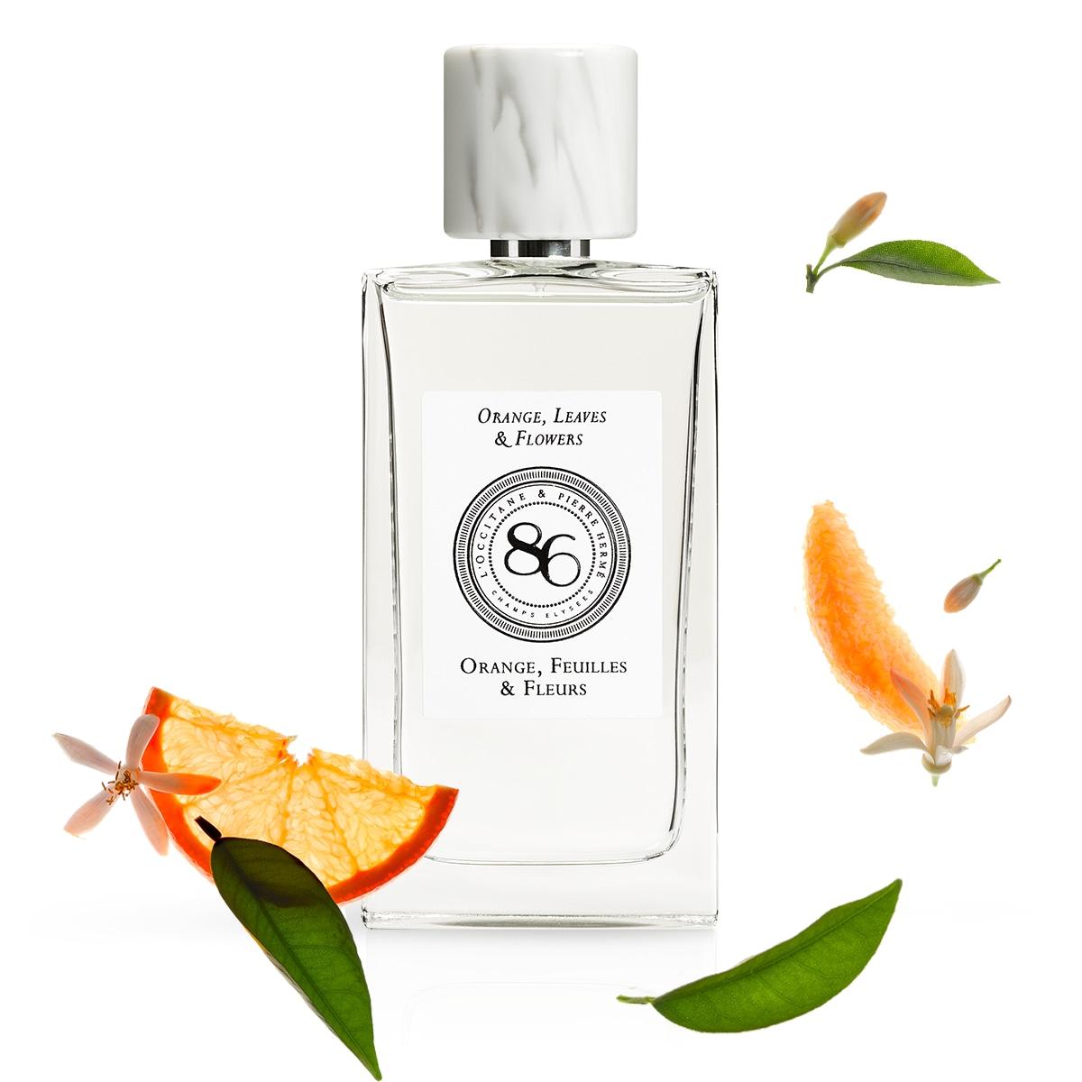 Eau de Parfum Orangenblüten und -blätter - 90 ml (1111€/l) - L'Occitane en Provence