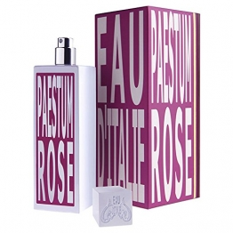 Eau D'Italie Paestum Rose Eau de Toilette Spray 100 ml, 1er Pack (1 x 100 ml) - 1