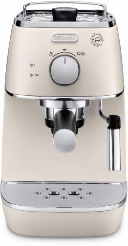 Espressomaschine Distinta ECI 341.W weiß, De´Longhi