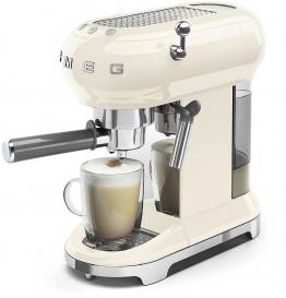 Espressomaschine ECF01CREU silber, Smeg