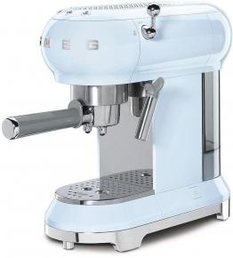 Espressomaschine ECF01PBEU silber, Smeg