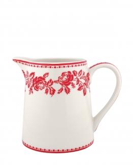 Fleur Krug red