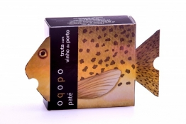 Forellen-Pâté mit Portwein