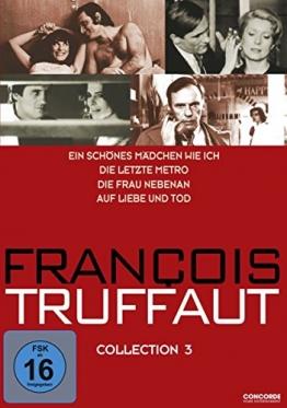 Francois Truffaut - Collection 3 [4 DVDs] - 1