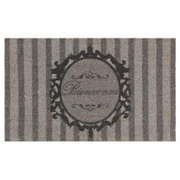 Fußmatte ÉLÉGANCE aus Kokosfaser, 45 x 75cm