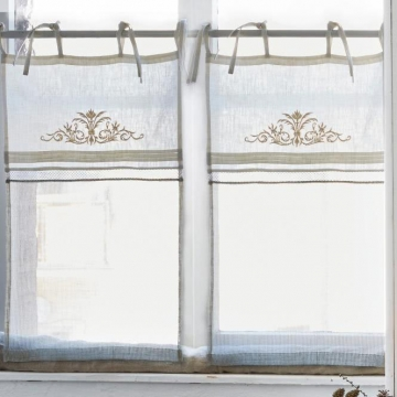 Gardine Linnéa - Shop Ambiente Mediterran