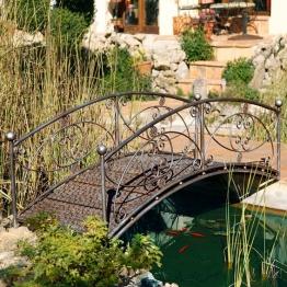 Gartenbrücke Ponte di Venezia, klein