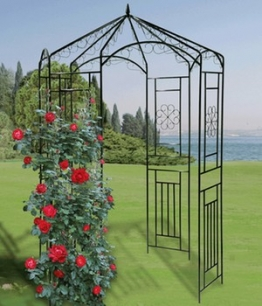 Gartenpavillon Flower