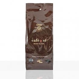 Gepa Cafe Si Espresso Siciliano - 1kg ganze Kaffee-Bohne - 1