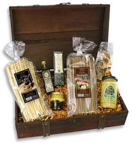 Geschenkset Schatzkiste Pasta & Co. - 1