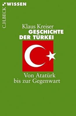 Geschichte der Türkei: Von Atatürk bis zur Gegenwart (Beck'sche Reihe) - 1