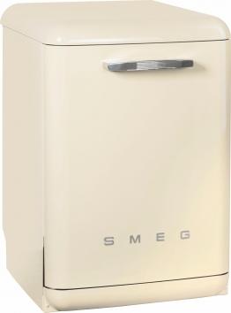 Geschirrspüler LVFABCR, A+++, 8,5 Liter, 13 Maßgedecke, Energieeffizienz: A+++ beige, Energieeffizienzklasse: A+++, Smeg