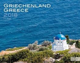 Griechenland 2018 Großformat-Kalender 58 x 45,5 cm: Greece 2018 - 1