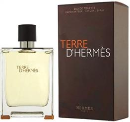 Hermes - TERRE d'Hermes - 200ml EDT Eau de Toilette - 1