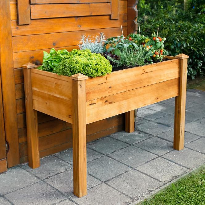 hochbeet patio shop ambiente mediterran. Black Bedroom Furniture Sets. Home Design Ideas