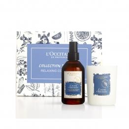 Home-Geschenkbox Entspannendes Duo - L'Occitane en Provence
