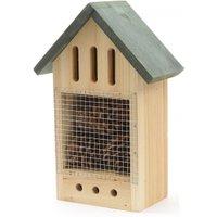 Insektenhotel 25 cm groß Insektenhaus Insekten Bienen Holz Naturmaterial