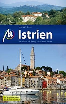 Istrien: Reiseführer mit vielen praktischen Tipps. - 1