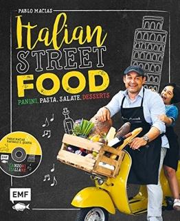 Italian Streetfood: Panini, Pasta, Salate, Desserts - 1