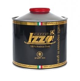 Izzo Caffé Izzo Espresso 100% Arabica Bohnen, 1er Pack (1 x 1 kg) - 1