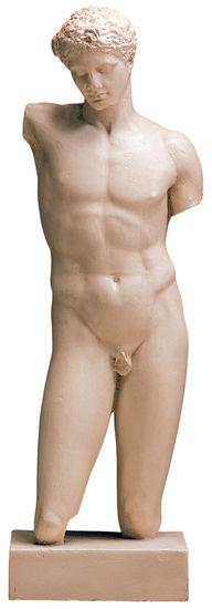 Junger Athlet von Eleusis, Skulptur