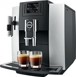 JURA E8 Kaffeevollautomat platin (2015)