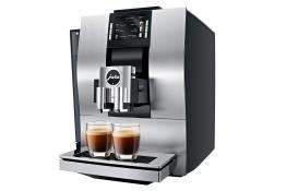 JURA Z6 Kaffeevollautomaten Aluminium Modell 2017