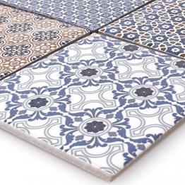 Keramik Mosaik Fliesen Zement Optik Classico - 1