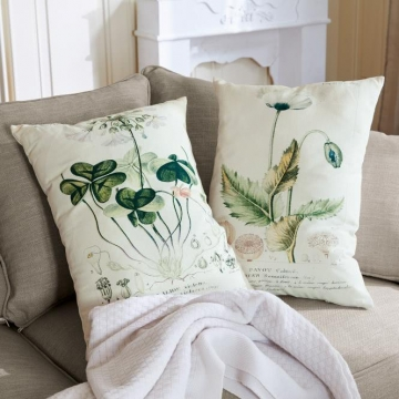 Kissen 2er Set Botanical