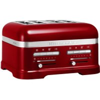 KitchenAid Toaster Artisan 5KMT4205ECA für 4 Scheiben 2500 Watt
