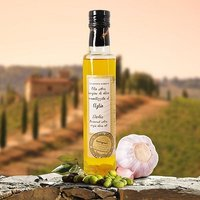 Knoblauchöl - Olivenöl extra vergine