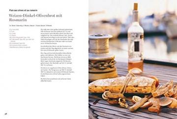 Kochbuch Provence. 80 Sehnsuchtsrezepte aus dem Süden Frankreichs. Kulinarische Genüsse aus Südfrankreich: von der Cote d'azur, aus St.Tropez oder Cannes. - 3