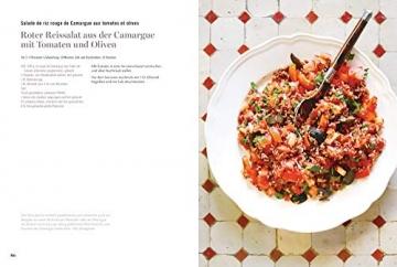 Kochbuch Provence. 80 Sehnsuchtsrezepte aus dem Süden Frankreichs. Kulinarische Genüsse aus Südfrankreich: von der Cote d'azur, aus St.Tropez oder Cannes. - 6