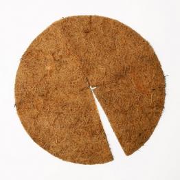 Kokos-Abdeckscheiben, groß