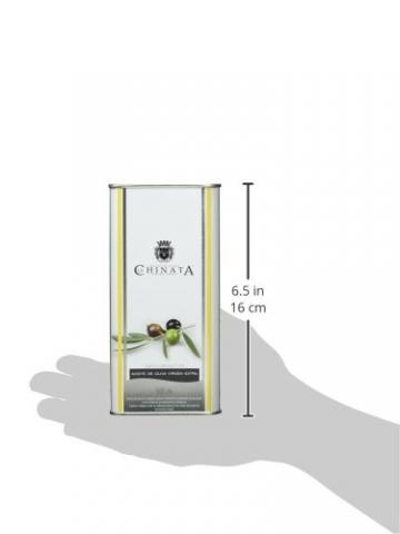 La Chinata Aceite de Oliva Virgen Extra Lata Grande, Natives Olivenöl in attraktiver Dose, 2er Pack (2 x 500 ml) - 5