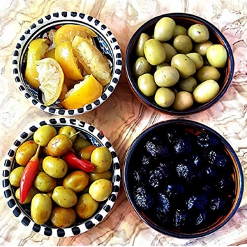 La Natura eingelegte Zitronen das Original aus Marokko Salzzitronen - 200g - 6