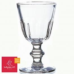 La Rochère 6 Weisswein-Gläser ´Perigord´