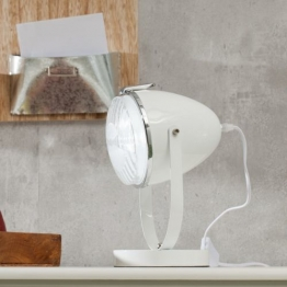 Lampe-Scheinwerfer white 30cm, 30cm