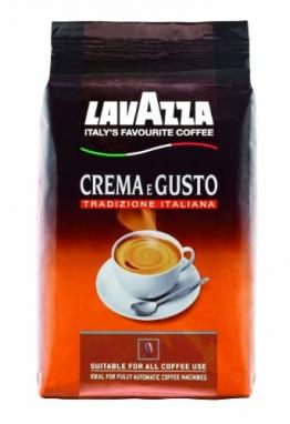 Lavazza Crema e Gusto Tradizione Italiana Bohne, 1er Pack (1 x 1 kg) - 1