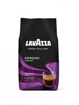 Lavazza Espresso Cremoso, 1er Pack (1 x 1 kg Packung) - 1