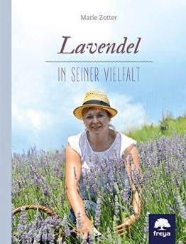 Lavendel in seiner Vielfalt - 1