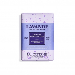 Lavendel Peeling-Seife für den Körper - 150g (57€/kg) - L'Occitane en Provence
