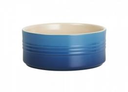 Le Creuset Servierschüssel Steinzeug Marseille Blau 16cm
