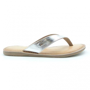 Les Tropéziennes par M. Belarbi, Damen Sneaker, Silber - Größe: 36 EU - 2